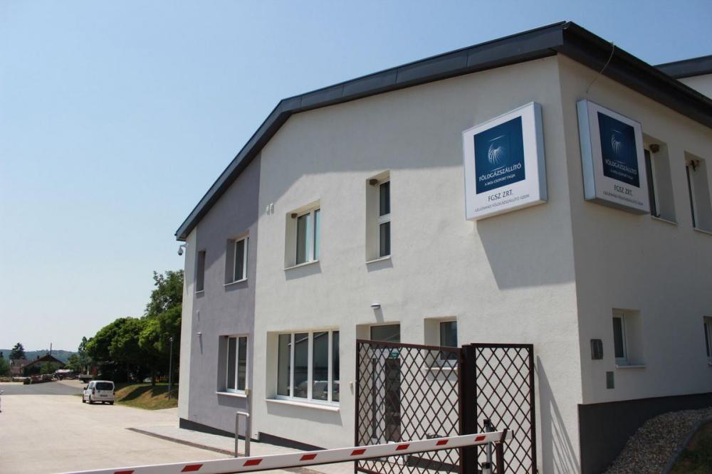 Gellénháza FGSZ Zrt. iroda rekonstrukciója és bővítése