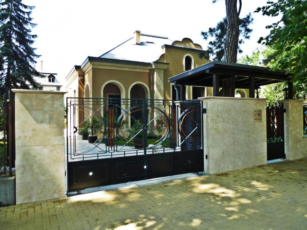 Siófok Batthyány utca családi ház építése